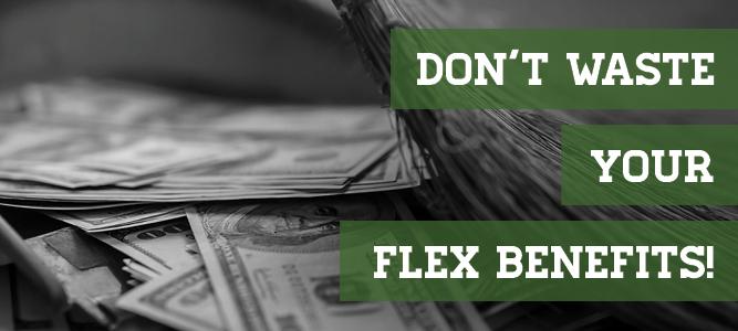 Flex Spending Image
